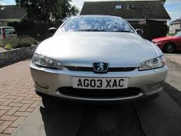 peugeot 406 2 2 hdi coupe se full leather long mot only 1100 ono