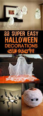 Halloween 2015 Crafts 22 Super Easy Halloween Decorations And Crafts You Can Make Yourself