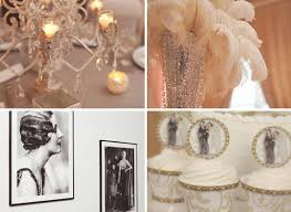 themed wedding decorations 1920 s themed wedding ideas weddings by lilly