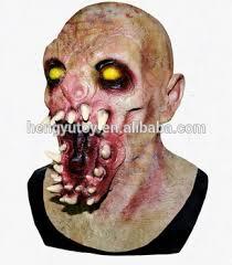 Zombie Mask Novelty Items Scary Masks Halloween Costoms Latex Zombie Mask