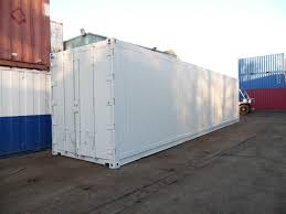 used 40 foot refrigerated containers high cube for sale