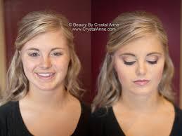 Wedding Hair Extensions Before And After by Bridal Hair And Airbrush Makeup Houston Saubhaya Makeup