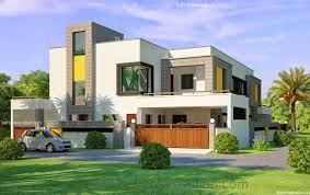 lahore beautiful house 1 kanal modern 3d front elevation com