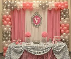 baby shower baby shower decorations princess baby shower