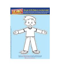 37 flat stanley templates u0026 letter examples u2013 free template downloads