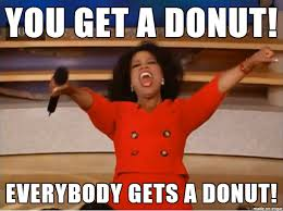 Krispy Kreme Meme - 12 national doughnut day memes to share while you munch on some
