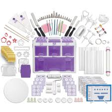 Essential Tools For Cake Decorating Ultimate Professional Cake Decorating Set Wilton