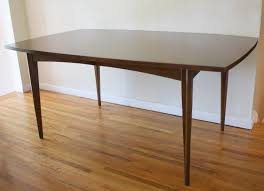 Bassett Dining Room Set Midcentury Expandable Dining Table West Elm Midcentury Modern