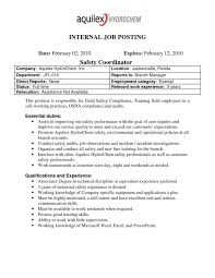 It Job Resume Samples by Resume Sample Cover Letter For Assistant National Sales Manager