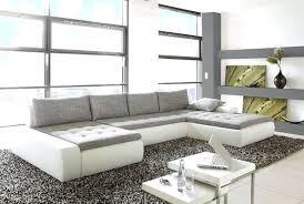 canap nelson salon blanc et gris avec stunning inou emejing deco salon noir blanc