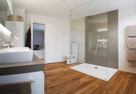 bathroom hardwood flooring ideas captivating wood floor bathroom ideas cagedesigngroup