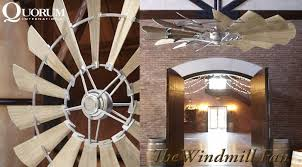 outdoor windmill ceiling fan quorum outdoor windmill ceiling fan 72 oiled bronze or galvanized