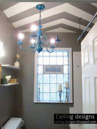 painted bathrooms ideas bathroom painted bathroom ceiling ideas with beatiful chandelier