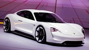 porsche supercar concept porsche unveils all electric tesla fighting sports car la times