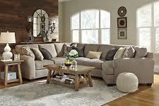 Gray Microfiber Sofa by Microfiber Sectional Sofas Loveseats U0026 Chaises Ebay