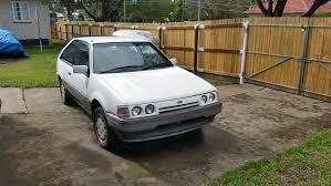 1988 ford laser car sales qld brisbane north 2763230