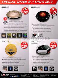 navicom agait e clean robotic vacuum cleaner ec02 ec01 enhanced