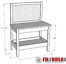Childrens Work Benches How To Make A Diy Kids Workbench Fixthisbuildthat