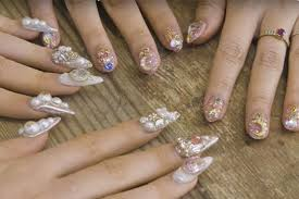 Nails Is Nuts The Daily Upper Decker - best nail salons nyc manicure pedicure new york