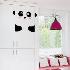 Bedroom Design Panda A Simple Way To Decorate A Kids Bedroom Door Decals Be A Fun Mum