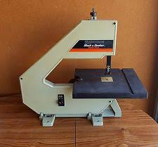 Black And Decker Firestorm Table Saw Black Decker Saw Ebay