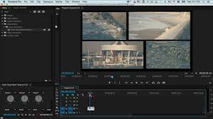 tutorial adobe premiere pro cc 2014 how to create video collage using adobe premiere video dailymotion