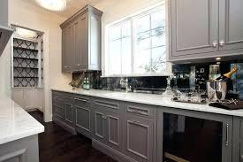 mirror backsplash in kitchen mirror backsplash 2 modern beautiful kitchen ideas mirror backsplash