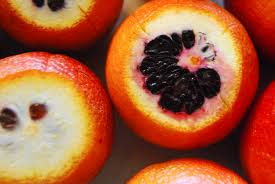 happy food sangria blood orange marmalade
