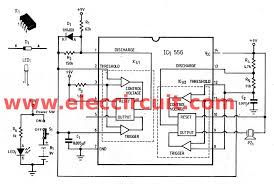 insects and mouse repellent circuit using ic556 wiring diagram