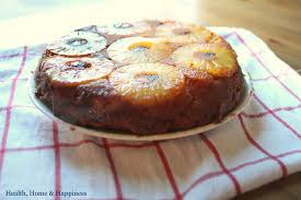 grain free baking pineapple upside down cake health home