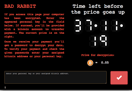 the world of rabbit bad rabbit the variant in the world of ransomwares