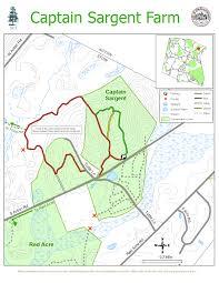 Hummingbird Map Local Birding Spots Boxborough Birders