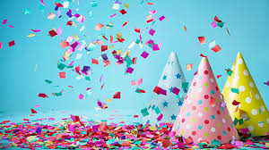 party confetti confetti pictures images and stock photos istock