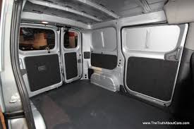 nissan vanette modified interior nv200 a tuned taxicab or