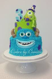 25 monster university cakes ideas monster