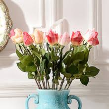 Fake Flowers For Home Decor Compare Prices On Artificial Flowers In Decorative Pots Online