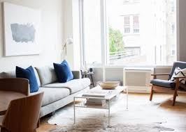 Small Living | best small living room design ideas apartment therapy