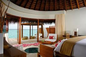 Resort Bedroom Design Bathroom Relaxing Oceanfront Resort Spa With Sea View