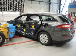 bugatti crash test new ford mondeo rated five stars by euro ncap