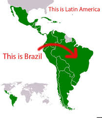 Spanish Speaking Countries Map 8 Reasons Brazilians Totally Count As Latino Slideshow Huffpost