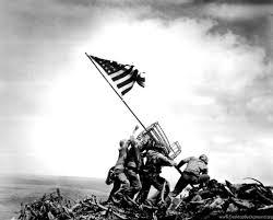 Flag Iwo Jima Iwo Jima Flag Raising Wallpapers Wallpapers Cave Desktop Background