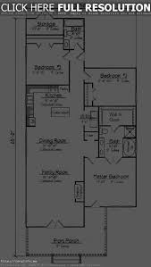 Floor Plan Blueprint 25 More 3 Bedroom 3d Floor Plans Luxihome