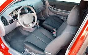 Hyundai Accent Interior Dimensions 2005 Hyundai Accent Options Features Packages