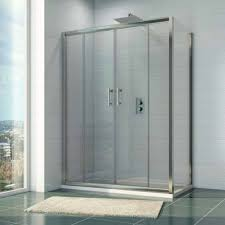 Shower Sliding Door Sliding Shower Door Enclosures Plumbworld