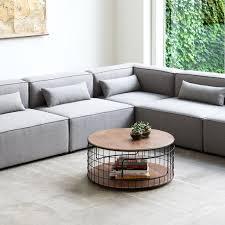 Modular Sectional Sofa Pieces Gus Mix Modular Corner The Century House Madison Wi