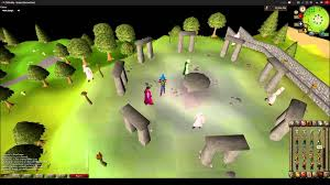oldschool runescape cheer at the druids circle youtube