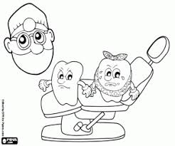 dental coloring pages thegogreenblog
