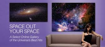 space out your space order big authentic hd prints of the cosmos love space go big