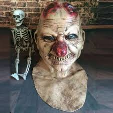 Zombie Mask Halloween Creepy Zombie Mask Costumes Accessory Cosplay