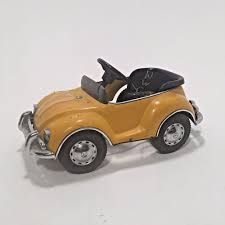mini volkswagen beetle vw pedal car ebay
